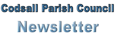 Codsall Parish Council Newsletter